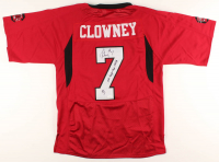 "Jadeveon Clowney Signed South Carolina Gamecocks Jersey Inscribed ""AT@T Player of the Year"" (JSA COA) at PristineAuction.com"