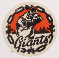 Vintage 1950 New York Giants Patch at PristineAuction.com