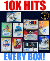 Mystery Ink 10X Hits Mystery Box (Series 2)  - 10 Autos / Jerseys / Relics Cards in Every Box! at PristineAuction.com