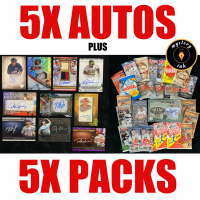 Mystery Ink 5X Autos AND 5X Packs Mystery Box - Look for TIER ONE and MUSEUM COLLECTION Hobby Packs! at PristineAuction.com