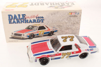 Dale Earnhardt LE NASCAR #77 Hy-Gain 1976 Chevy Malibu -1:24 Scale Die Cast Car at PristineAuction.com