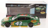 "Darrell ""Bubba"" Wallace Signed LE NASCAR #43 Eckrich 2018 Camaro ZL1 1:24 Scale Die Cast Car (JSA COA) at PristineAuction.com"