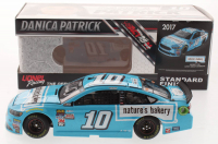 Danica Patrick Signed LE NASCAR #10 Nature's Bakery 2017 Fusion 1:24 Scale Die Cast Car (JSA COA) at PristineAuction.com