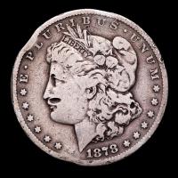 1878-CC Morgan Silver Dollar at PristineAuction.com