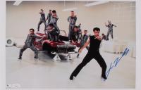 "John Travolta Signed ""Grease"" 11x17 Photo (JSA Hologram) at PristineAuction.com"