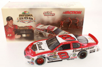 Dale Earnhardt Jr. LE NASCAR #8 Budweiser / Born On Date Daytona Win / Raced Version 2004 Monte Carlo -1:24 Scale Die Cast Car at PristineAuction.com