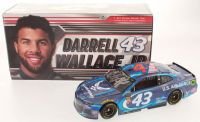 Darrell Wallace Jr. Signed LE NASCAR #43 Air Force / ARC FLashcoat Color 2018 Camaro -1:24 Scale Die Cast Car at PristineAuction.com