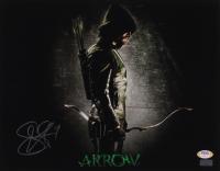 """Summer Glau Signed """"Arrow"""" 11x14 Photo (PSA COA) at PristineAuction.com"""