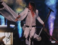 "Steven Tyler Signed ""Aerosmith"" 11x14 Photo (PSA Hologram) at PristineAuction.com"