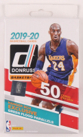 2019/20 Panini Donruss Basketball Hanger Box of (50) Cards at PristineAuction.com