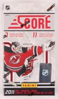 2011/12 Panini Score Hockey Blaster Box of (77) Cards at PristineAuction.com