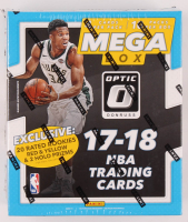 2017/18 Panini Donruss Optic Basketball Mega Box of (40) Cards at PristineAuction.com