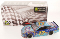 Ricky Stenhouse Jr. Signed LE NASCAR #17 Fifth Third Bank Daytona Win 2017 Fusion -1:24 Scale Die Cast Car (PA COA) at PristineAuction.com