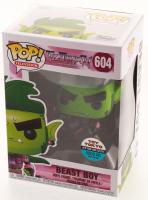 "LE ""Teen Titans Go!"" #640 Beast Boy Funko Pop! Vinyl Figure at PristineAuction.com"