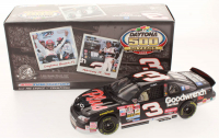 Dale Earnhardt LE NASCAR #3 GM Goodwrench D500 Winner 1998 Chevy Monte Carlo -1:24 Scale Die Cast Car at PristineAuction.com