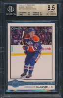 2015-16 O-Pee-Chee Glossy Rookies #R1 Connor McDavid RC (BGS 9.5) at PristineAuction.com