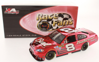 Dale Earnhardt LE NASCAR #8 Budweiser / 2007 Impala SS COT Color Chrome -1:24 Scale Die Cast Car at PristineAuction.com