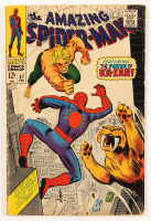 "1968 ""The Amazing Spider-Man"" Issue #57 Marvel Comic Book at PristineAuction.com"