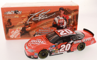 Tony Stewart LE NASCAR #20 Home Depot / 2002 Winston Cup Championship 2002 Grand Prix -1:24 Scale Die Cast Car at PristineAuction.com