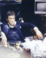 "Al Pacino Signed ""Scarface"" 16x20 Photo (PSA LOA) at PristineAuction.com"