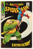 """1967 """"The Amazing Spider-Man"""" Issue #60 Marvel Comic Book at PristineAuction.com"""