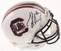 Jadeveon Clowney Signed South Carolina Gamecocks Mini Helmet (JSA COA) at PristineAuction.com