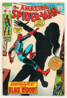 """1970 """"The Amazing Spider-Man"""" Issue #86 Marvel Comic Book at PristineAuction.com"""