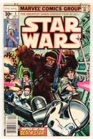 """1977 """"Star Wars"""" Issue #3 Marvel Comic Book at PristineAuction.com"""