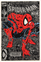 "1990 ""Spider-Man: Silver Edition"" Issue #1 Marvel Comic Book at PristineAuction.com"
