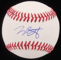 Joey Bart Signed OL Baseball (JSA COA) at PristineAuction.com