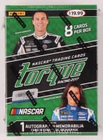 2017 Panini Torque Racing Blaster Box of (8) Cards at PristineAuction.com