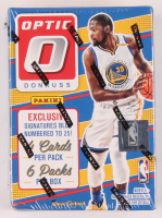 2016/17 Panini Donruss Optic Basketball Blaster Box of (24) Cards at PristineAuction.com