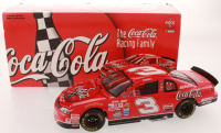 Dale Earnhardt LE NASCAR #3 Coca-Cola 1998 Monte Carlo -1:24 Scale Die Cast Car at PristineAuction.com