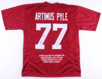 "Artimus Pyle Signed Career Highlight Jersey Inscribed ""Sweet Home Alabama"" (PSA COA) at PristineAuction.com"