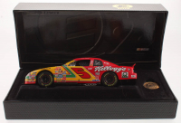 Terry Labonte LE #5 Kellogg's 1998 Monte Carlo Elite 1:24 Die Cast Car with 50th Anniversary Coin at PristineAuction.com