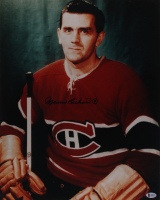 Maurice Richard Signed Canadiens 16x20 Photo (Beckett LOA) at PristineAuction.com