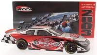 The Victory Lap Commemorative Car Color Chrome LE 2003 Monte Carlo Club 1:24 Scale Die Cast Car at PristineAuction.com