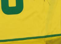 Roberto Carlos Signed Brazil Jersey (Beckett COA) at PristineAuction.com