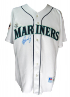 Ken Griffey Jr. Signed Mariners Authentic Russel Athletic Jersey (JSA LOA) at PristineAuction.com