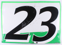 Alex Bowman Race-Used #23 NASCAR Cup Series Full Door Sheet Metal (PA COA) at PristineAuction.com