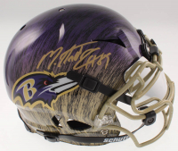 Mark Andrews Signed Ravens Full-Size Authentic On-Field Hydro-Dipped Vengeance Helmet (JSA COA) at PristineAuction.com