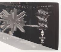 2002 Salt Lake City Olympic Winter Games Replica Trophy at PristineAuction.com