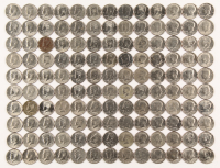 Lot of (130) Kennedy Half-Dollar Coins at PristineAuction.com