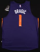 Goran Dragic Signed Suns Jersey (Beckett COA) at PristineAuction.com