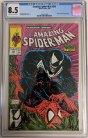 "1989 ""Amazing Spider-Man"" Issue #316 Marvel Comic Book (CGC 8.5) at PristineAuction.com"