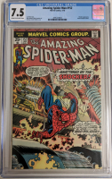 "1976 ""Amazing Spider-Man"" Issue #152 Marvel Comic Book (CGC 7.5) at PristineAuction.com"
