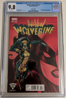 "2016 ""All-New Wolverine"" Issue #1 Fired Pie Variant Marvel Comic Book (CGC 9.8) at PristineAuction.com"