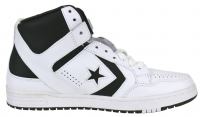 Pair of (2) Larry Bird Signed Converse Weapon Game Shoes (PSA COA & Bird Hologram) at PristineAuction.com
