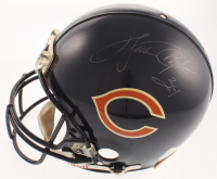 Walter Payton Signed Bears Full-Size Authentic On-Field Helmet (JSA ALOA) at PristineAuction.com