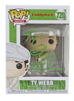 "Chevy Chase Signed ""Caddyshack"" #720 Ty Webb Funko Pop! Vinyl Figure Inscribed ""Ty!"" (Beckett COA) at PristineAuction.com"